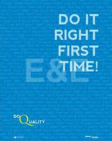 Workplace Quality Slogans and Quotes