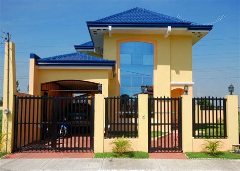 Harmonious Simple And Beautiful House Designs by 33 Beautiful 2 Storey House Photos