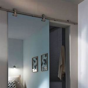 Porte Coulissante Miroir Sur Mesure : les 25 meilleures id es concernant porte coulissante ~ Premium-room.com Idées de Décoration