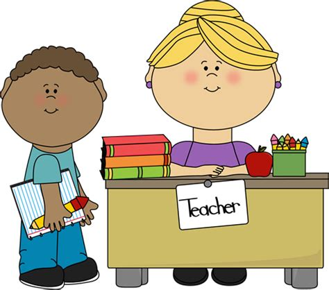 classroom helper clipart boy student at s desk craft time