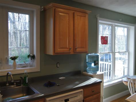 green paint in kitchen my new home vp of domestic affairs 4035