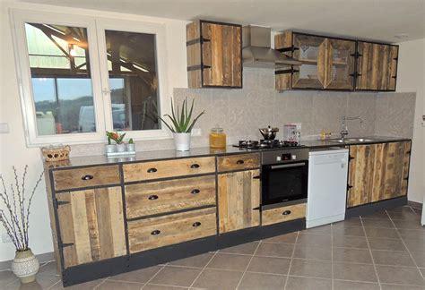 meuble cuisine en palette attirant meuble cuisine en palette 12 finest meuble