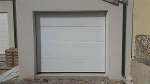 Garage Lunel : fourniture et pose d 39 une porte de garage sectionnelle lunel navy menuiseries ~ Gottalentnigeria.com Avis de Voitures