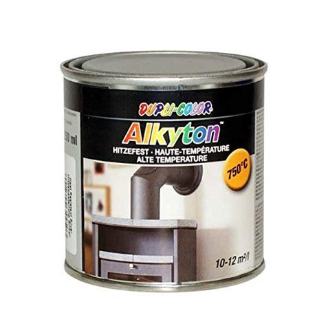 duplicolor 344503 dc alkyton r 233 sistant 224 la chaleur argent 250 ml kpaint fr
