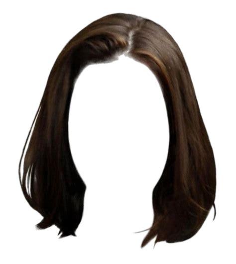 hair wig shorthair brunette brown straighthair brownha