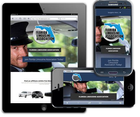 Limo Website by Limo Website Design In Fort Lauderdale