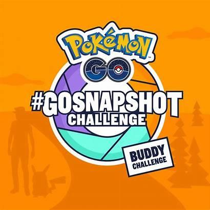 Challenge Snapshot Buddy Contest Pokemon Adventure Skills