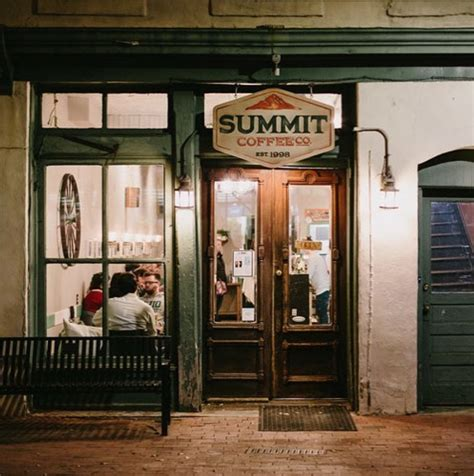 Is a certified organic roaster + reta. Summit Coffee is Taking Things to the Next Level: an interview with Matt McDaniel