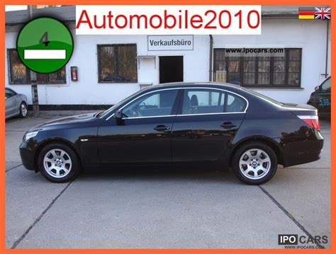 Bmw 520i E60 Hitam 2007 bmw 520i e60 related infomation specifications