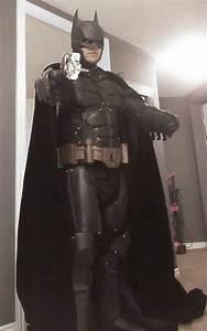 The Ultimate Arkham Origins Batman Suit is Fabricated ...
