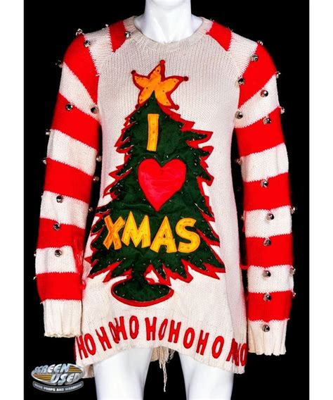 jim carrey s grinch christmas sweater walking in a