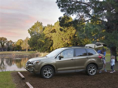 New 2018 Subaru Forester Price Photos Reviews Safety
