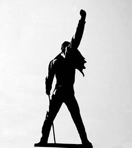 want this as a Freddie Mercury tattoo with a watercolor ...