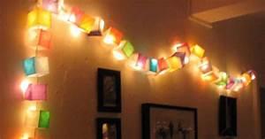 Guirlande Deco Chambre : guirlande lumineuse i fil home i fil home ~ Teatrodelosmanantiales.com Idées de Décoration