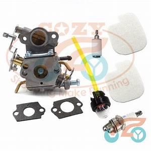 Carburetor For Poulan P3314 Carb   Zama C1m W26c 545070601