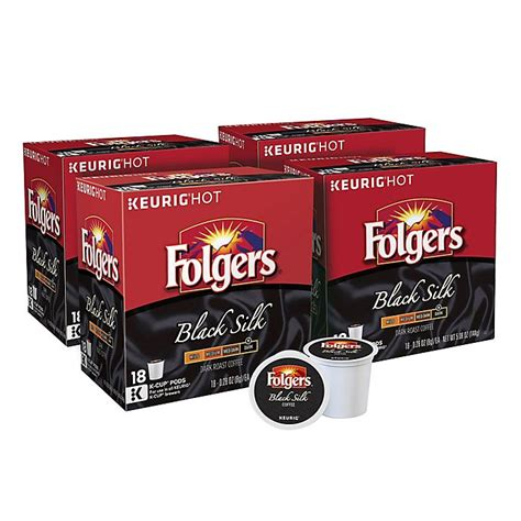 However, carefully consider the flavor. Keurig® K-Cup® Folgers® Coffee Collection | Bed Bath & Beyond