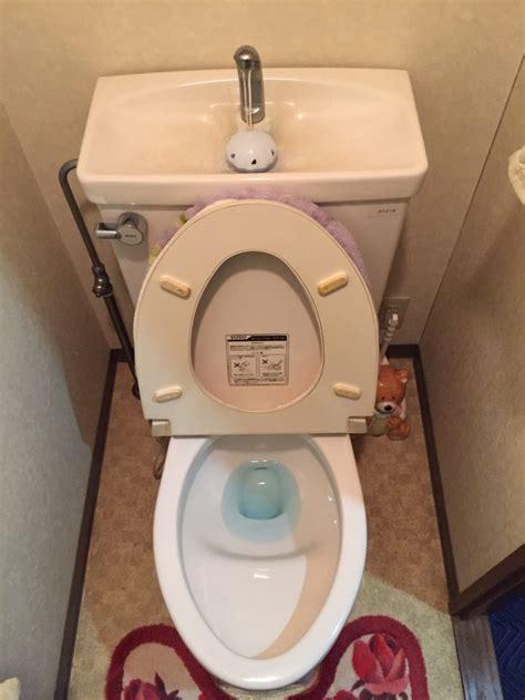 トイレ 流れ が 悪い