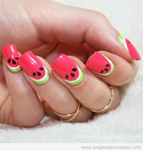 Comment Faire Des Dessins Sur Les Ongles 201 T 233 D 233 Coration D Ongles Nail