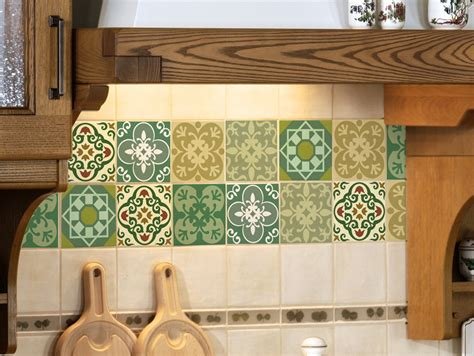 kitchen backsplash decals tile decals set of 15 tile stickers for kitchen tiles