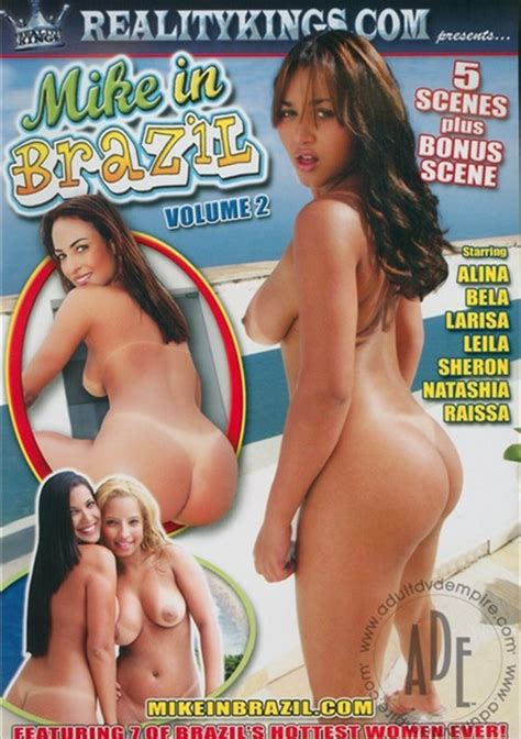 mike in brazil vol 2 2007 adult dvd empire