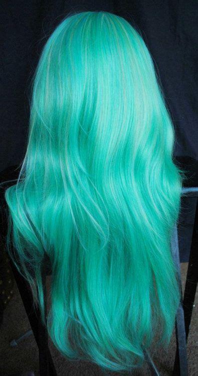 aqua hair color 25 best ideas about aqua hair on turquoise