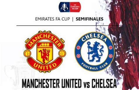 Resultado: Manchester United vs Chelsea [Vídeo Resumen ...