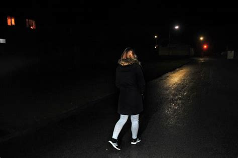 who to call when street light is out caigners call for improved street lighting following
