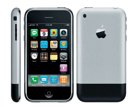 iphone 1st generation the evolution of apple s iphone