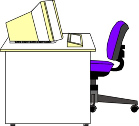 bureau transparent ikea office clipart clipart best