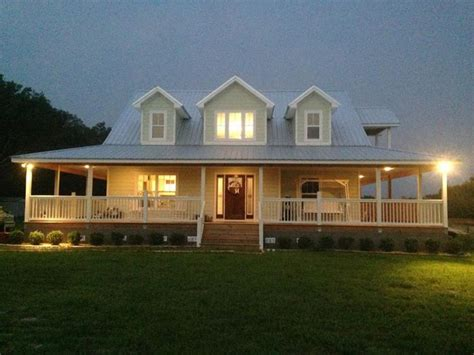 one wrap around porch house plans rustic house plans with wrap around porches our home