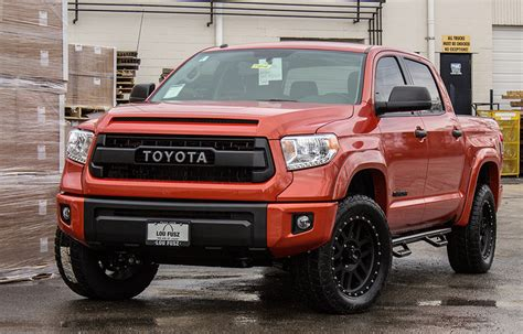 Tundra Trd Off-road Package