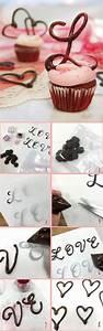 diy learn how to make chocolate monogram letters for With chocolate monogram letters