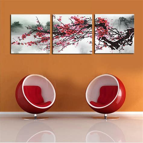 framed canvas sale large modern abstract painted painting wall