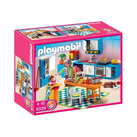 cuisine playmobil 5329 cuisine réf 5329 playmobil jeux jouets loisirs enfant
