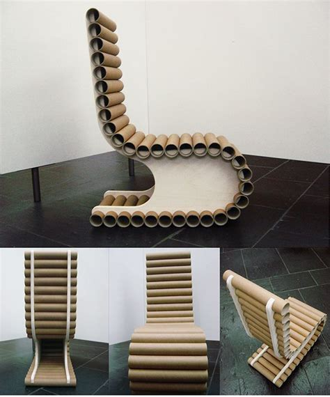 Toob  Recycled Chair  Tubos Pvc Ideas Pinterest