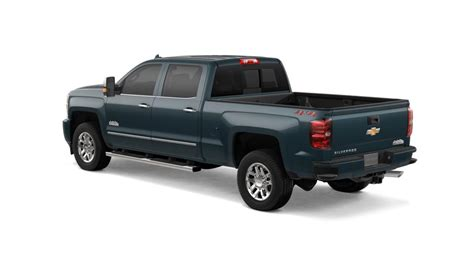 2018 Chevrolet Silverado 3500hd For Sale At High Country