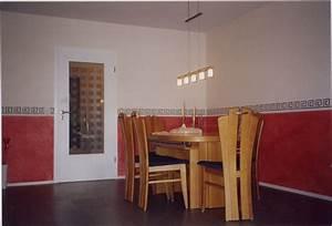 Wandschmuck Für Wohnzimmer : wohnzimmer rot getupft ~ Sanjose-hotels-ca.com Haus und Dekorationen
