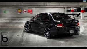car, JDM, Mitsubishi, Mitsubishi Lancer Wallpapers HD