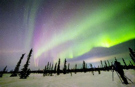 where to see the northern lights how can you see the northern lights universe today
