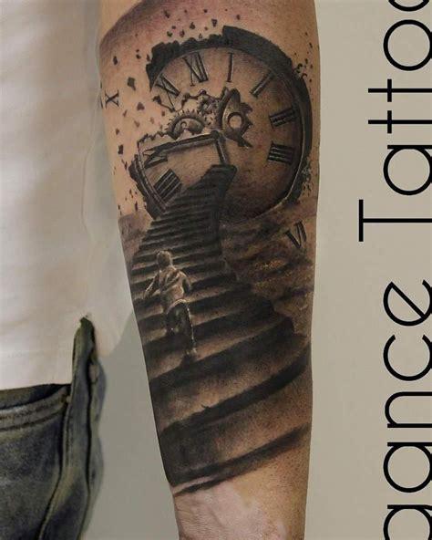 tatuaj scara copilu ceas tatuaje originale idei