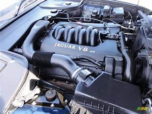 1998 Jaguar Xj Xj8 Engine Photos