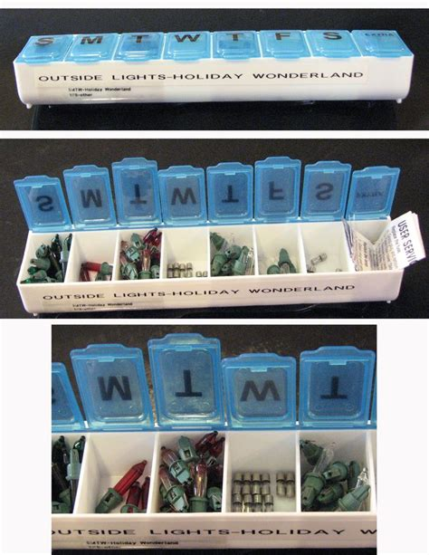 17 best images about pill box ideas on each