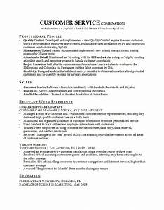 22 best customer service representative resume templates for Best customer service resume