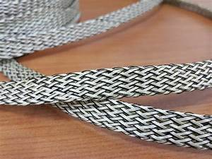 Hifi Wire Cable Sleeving Braided 10mm Expandable Sleeve