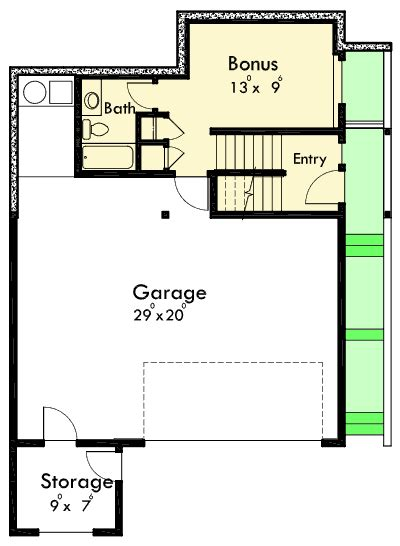 multi level floor plans multi level northwest house plan 8192lb architectural designs house plans