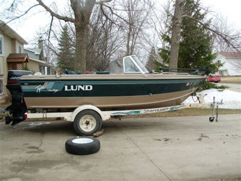 Lund Boats Owner by 1997 Lund 1750 Lund Grand Sport Fishing Boat For Sale In