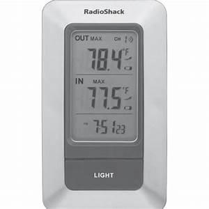 Radio Shack Indoor Outdoor Thermometer Manual  U2013 Telegraph