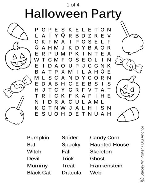 printable word searches  candy valid  art