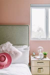 POSITIVELY PINK IS A PAINT COLOR TO REFRESH YOUR LIVING
