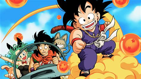 Anime Download Dragon Ball Dragon Ball Adventure Full Hd Wallpaper And Background